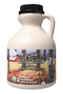 COOMBS Maple Syrup 473ml