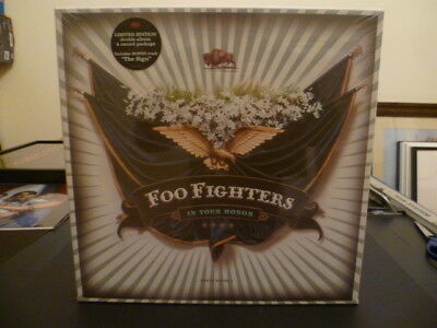 Foo Fighters 4 X Lp Box Set - In Your Honour