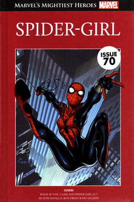 Marvel's Mightiest Heroes Graphic Novel Collection - Spider - Girl Issue 68 NEW
