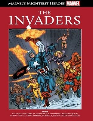 Marvel's Mightiest Heroes Graphic Novel Collection - The Invaders Issue 69 - NEW