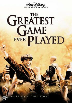 The Greatest Game Ever Played [DVD][Region 2]