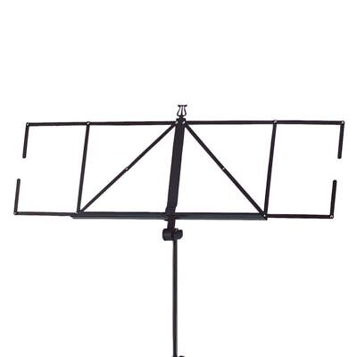 """K&M 10062 Music Stand """"Robby Exclusive"""" - Black"""