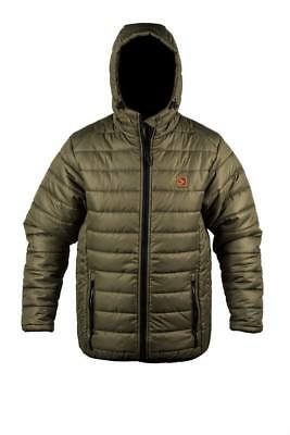 Avid NEW Carp Fishing Thermal Quilted Jacket *All Sizes*