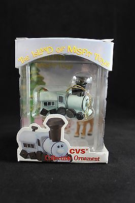 CVS Collectible Ornament – The Island of Misfit Toys – Misfit Train - 1999
