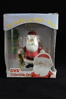 CVS Collectible Ornament – The Island of Misfit Toys – Santa Claus - 1999