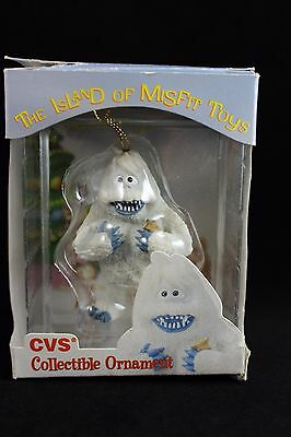 CVS Collectible Ornament – The Island of Misfit Toys – Abominable Snowman - 1999