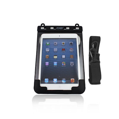 Over Board Black Waterproof Outdoor Small IPad Shoulder Strap Tablet Case Holder