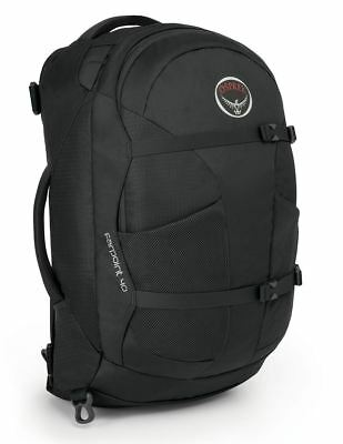 Osprey Farpoint 40 Travel Pack Bag - Volcanic Grey