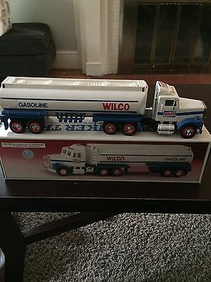 Wilco 1991 Toy Tanker Truck With Box