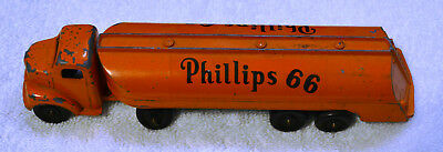 Rare Phillips 66 Ralstoy # 3 Tanker Truck Antique Not  Replica