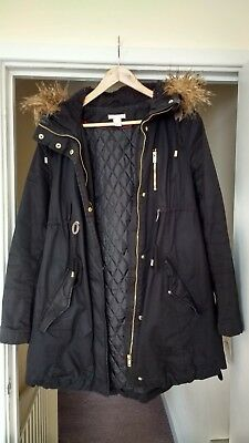 H&M Maternity Coat size S