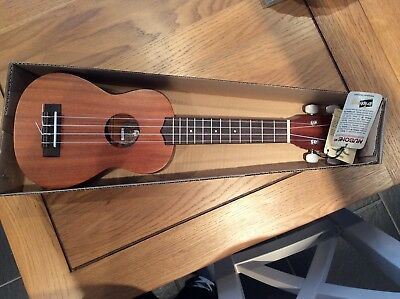 Ukelele With Built In Tuner