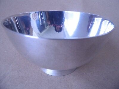 Lovely Antique Sterling Silver Sugar/ Nut Bowl London 1919, 137 Grams