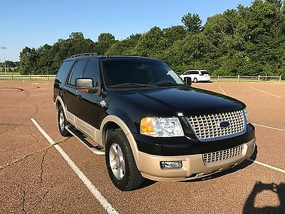 2005 Ford Expedition KING RANCH Ford Expedition King Ranch