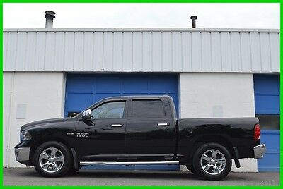 2014 Ram 1500 SLT Repairable Rebuildable Salvage Runs Great Project Builder Fixer Easy Fix Save