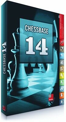 Chessbase 14 Premium Package - Chess Analysis Software - PC-DVD