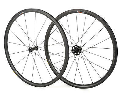 Vittoria Qurano 30 Clincher Wheels