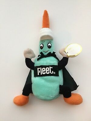 "Fleet Eneman Mascot  Plush Toy 8' By Curto ""Rare Find"" Last Lot Available"