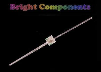 1.5mm Axial LEDs - Red, Blue, Green, White, Orange, Yellow - 1st CLASS POST