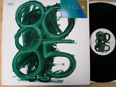 YELLO - 1980-1985 The New Mix In One Go. 2 LP 1986. Club-Edition