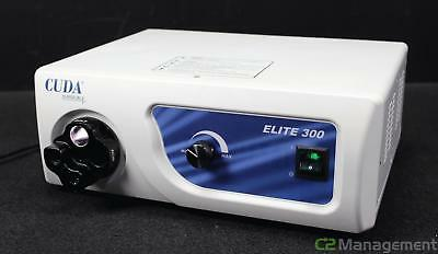 Cuda Elite 300 Xenon Surgical Fiber Optic Light Source