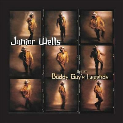 Junior Wells - Live At Buddy Guy's Legends New Cd