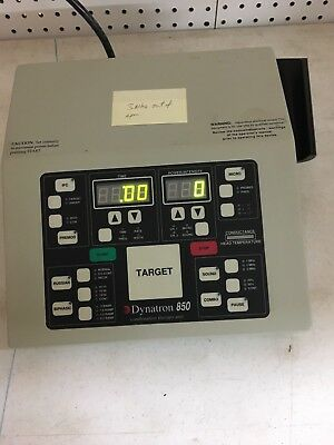 Dynatron  850 Combination Therapy Unit