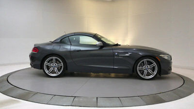 2016 BMW Z4 Roadster sDrive35is Roadster sDrive35is Low Miles 2 dr Convertible Automatic Gasoline 3.0L STRAIGHT