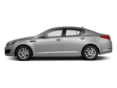 2012 Kia Optima 4dr Sedan 2.4L Automatic EX 4dr Sedan 2.4L Automatic EX Gasoline 2.4L 4 Cyl  BRONZE