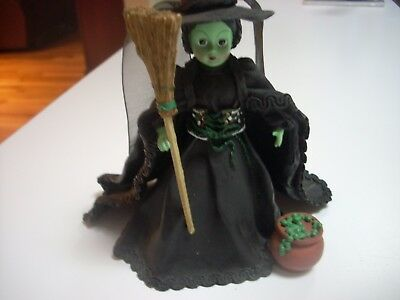 Madame Alexander 1999 Wicked Witch of the West figurine edition /PC # E1/1712