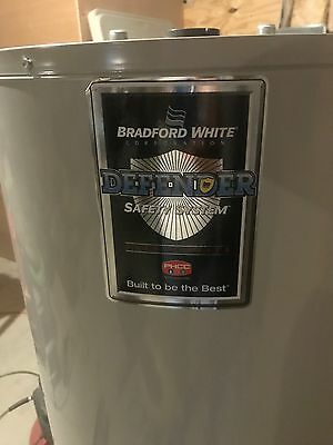 Bradford White 50 gal gas hot water heater