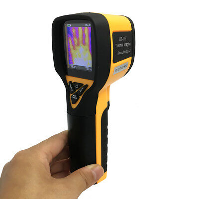 -20~300℃ Handheld Thermal Imaging Camera Infrared Thermometer Imager