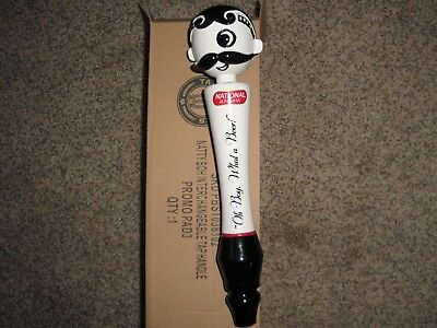 National Bohemian Natty Boh Beer Tap Handle INTERCHANGEABLE Head - NEW IN BOX