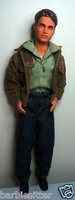 BRANDON Walsh BEVERLY HILLS 90210 Mattel Celebrity Jason Priestly doll original