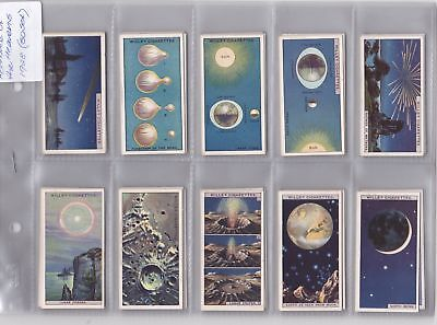 Cigarette Cards - Romance of the Heavens - Issued in 1928 - Full set of 50