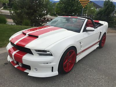 Ford: Mustang Cervini GT Mustang GT535 Cervini Edition - Custom Convertible!!