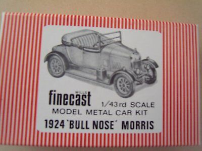 "Wills ""Finecast"" Unbuilt Model Metal Car Kit"