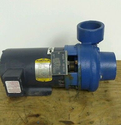 """Scot Centrifugal Pump 3 HP  3"""" thread inlet/outlet 3 Phase"""