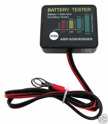 12V Surge Protector And Battery Analyser, Voltage Spike Dual Battery Monitor