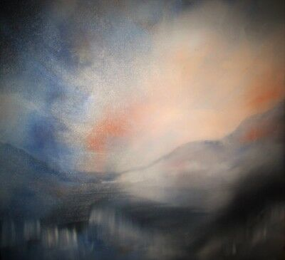 Original Abstract Oil Painting on canvas direct from the artist Kevin Richards