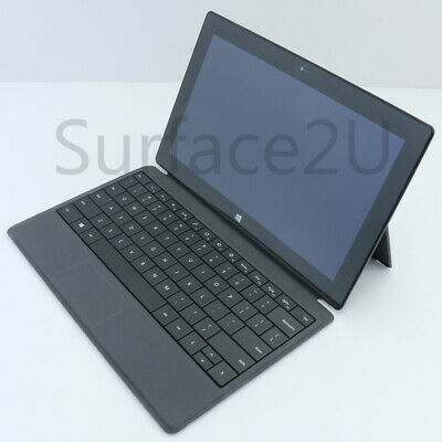 BUNDLE Microsoft Surface PRO i5 64GB with Touch Cover Keyboard and Power Supply