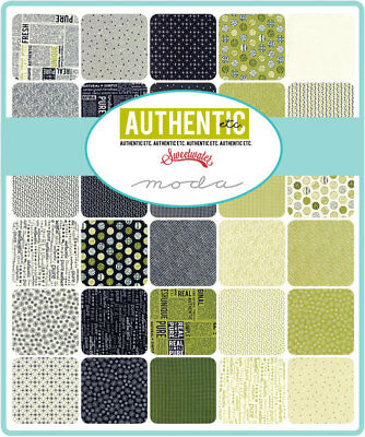 Quilting Fabric Layer Cake - Moda -X 42 - Authentic