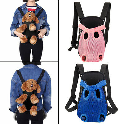 4 Size Dog Carrier Backpack Cat Puppy Pet  Front Shoulder Carry Sling Bag New