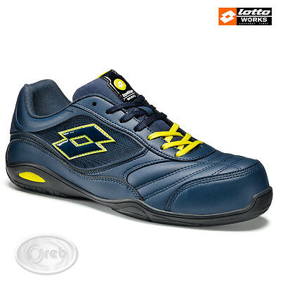 Safety Shoes Lotto Works Energy 700 R7006 S3 Sra Waterproof