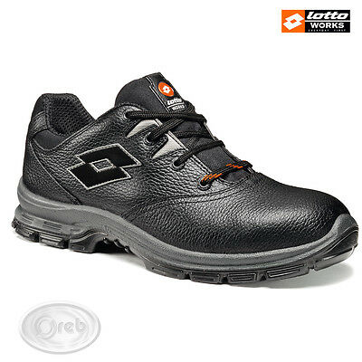 Safety Shoes Lotto Works Sprint 101 Q8363 S3 Src Waterproof