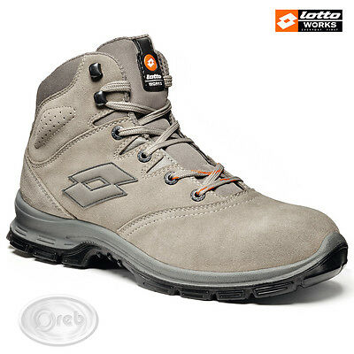 Safety Shoes Lotto Works Sprint 801 Q8353 S3 Src High Waterproof