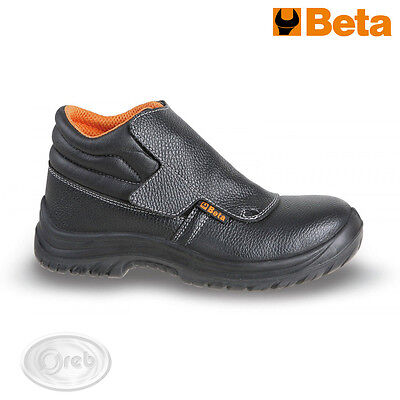 Safety Shoes Beta 7245B High Skin Fiore S3 Protection Front