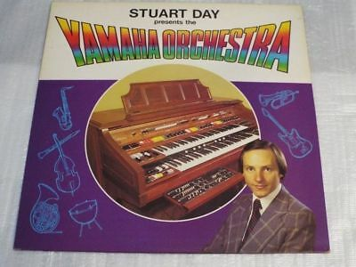 Stuart Day Presents The Yamaha Orchestra LP