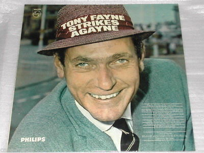 Tony Fayne Strikes Agayne PHILIPS LP