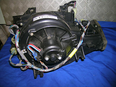 D2 Land Rover Discovery heater fan air conditioning heating blower assembly